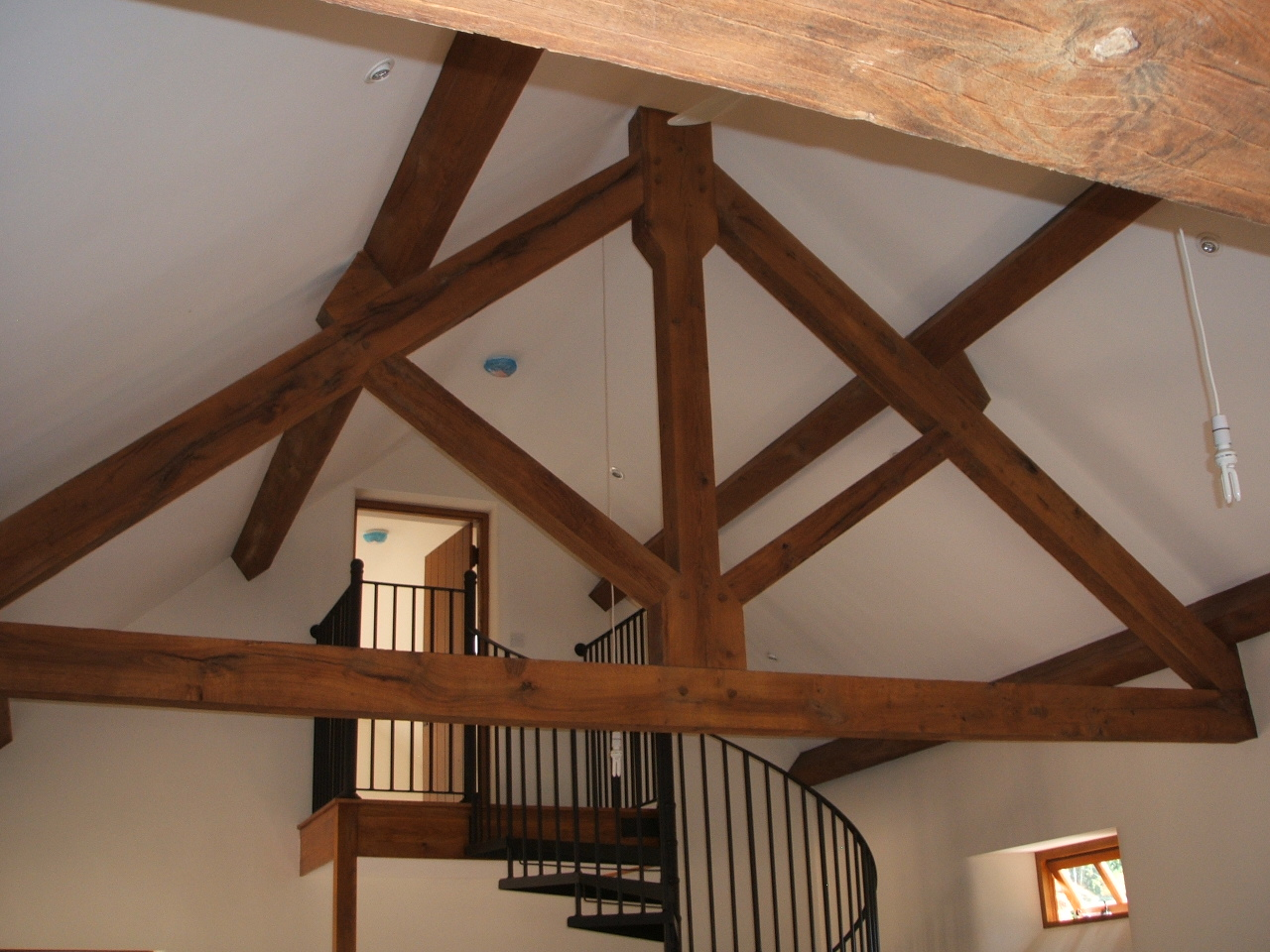 oak frames and trusses
